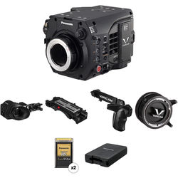 Panasonic Cinema VariCam LT-ProEX-B Kit