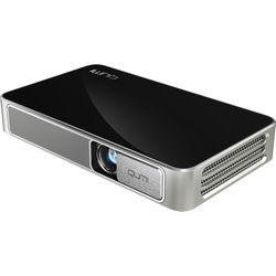 Vivitek Qumi Q3 Plus 500-Lumen HD Pico Projector with Wi-Fi (Black)