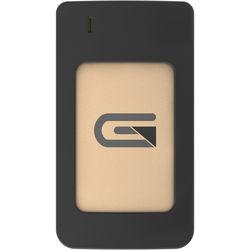 Glyph Technologies Atom RAID 2TB USB 3.1 Type-C External SSD (2 x 1TB, Gold)