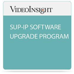 Video Insight Software Upgrade Program (1-Year)