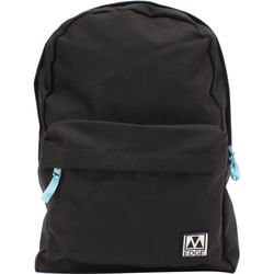 M-Edge Graffiti Backpack with Built-In Battery (Black)