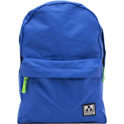 M-Edge Graffiti Backpack with Built-In Battery (Blue)