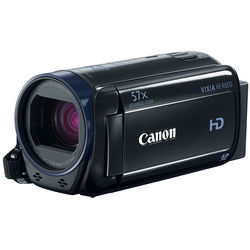 Canon VIXIA HF R600 Full HD Camcorder (Black, Refurbished)