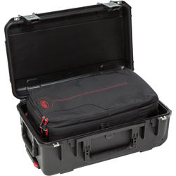 SKB iSeries 2011-7 Case with Think Tank-Designed Photo Dividers &Photo Backpack (Black)