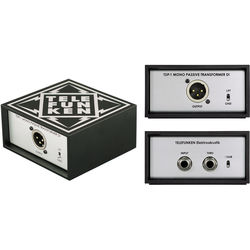 Telefunken TD-1 Single-Channel Passive Direct Box