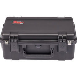SKB iSeries 2011-8 Case with Think Tank-Designed Photo Dividers &Lid Foam (Black)