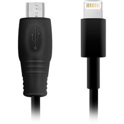 "IK Multimedia Lightning to Micro-USB Cable for Select iRig Devices (59.1"")"
