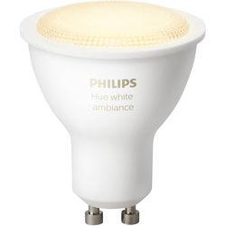 Philips Hue GU10 Bulb (White Ambiance)