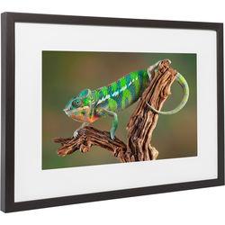 "Memento Electronics 25"" Smart Frame (Dark Brown)"