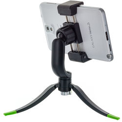Square Jellyfish Jelly Grip Smartphone Tripod Mount with Jelly Long Legs
