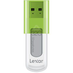 Lexar 32GB S50 JumpDrive ( Green)