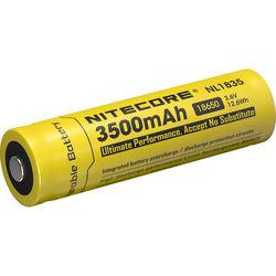 NITECORE Nitecore 18650 Li-Ion Rechargeable Battery (3.6V, 3500mAh)