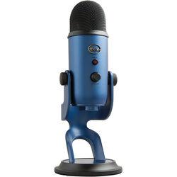 Blue Yeti USB Microphone (Midnight Blue)