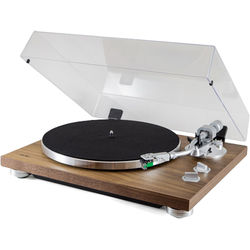 Teac TN-400S Belt-Drive Turntable with Phono Amplifier and USB (Walnut)