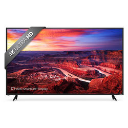 "VIZIO E-Series 55""-Class HDR UHD SmartCast XLED Home Theater Display"