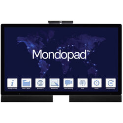 "InFocus Mondopad Ultra 70"" 4K Display with Soundbars"