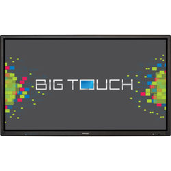 """InFocus BigTouch 85"""" 4K LED-Backlit Touch Display with Integrated PC"""
