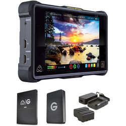 Atomos Shogun Inferno with 512GB G-Technology SSD Kit