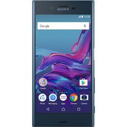 Sony Xperia XZ F8331 32GB Smartphone (Unlocked, Forest Blue)