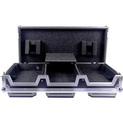 DeeJay LED Case for Pioneer CDJ Multi-Player and DJMS9 Mixer with Laptop Shelf