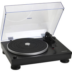 Audio-Technica Consumer AT-LP5 Direct-Drive Turntable (USB & Analog)