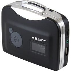 HamiltonBuhl HA968 Portable Cassette Tape to MP3 Converter