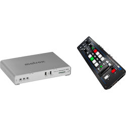 Roland Compact Multicamera Production and Streaming Bundle