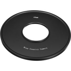 Wine Country Camera 49mm Adapter Ring for 100mm Filter Holder