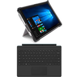 """Microsoft 12.3"""" Surface Pro 4 128GB Multi-Touch Tablet & Black Type Cover Kit"""