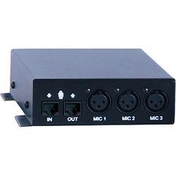 ClearOne INTERACT XLR Microphone Distribution Box