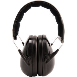 Alpine Hearing Protection Ear Muffs for Drummers (Black)