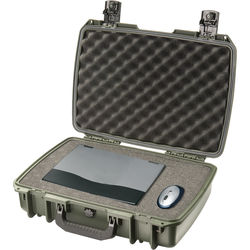Pelican iM2370 Storm Case with Cubed Foam (Olive Drab)