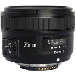 Yongnuo YN 35mm f/2 Lens for Nikon F