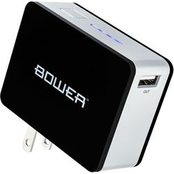 Bower Home Charger and 2600mAh Power Bank