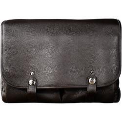 Oberwerth William Camera Bag (Dark Brown, Leather)