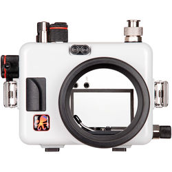 Ikelite Underwater Housing with TTL Circuitry for Sony Alpha a6000 (Updated Version, White)