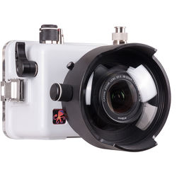Ikelite Compact TTL Underwater Housing for Canon EOS Rebel SL1 (Updated Version)