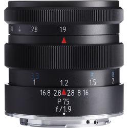Meyer-Optik Gorlitz Primoplan 75mm f/1.9 Lens for Pentax K