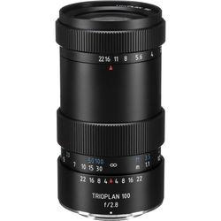 Meyer-Optik Gorlitz Trioplan 100mm f/2.8 Lens for Fujifilm X