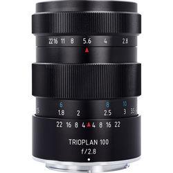 Meyer-Optik Gorlitz Trioplan 100mm f/2.8 Lens for M42
