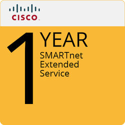 Cisco SMARTnet 1-Year Extended Service