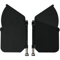 Genustech Side Flag System for GWMC Genus Wide Matte Box