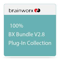 Brainworx 100% BX Bundle V2.8 Plug-In Collection (Download)