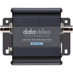 Datavideo HD/SD-SDI Repeater with Intercom Audio Pass-Through