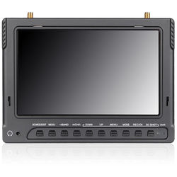 "Avinair Spectre 7"" Wireless FPV HD Ground Station Monitor with Built-in Wireless Receiver (1024 x 600)"