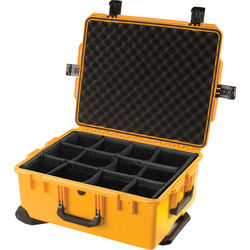 Pelican iM2720 Storm Trak Case with Padded Dividers (Yellow)
