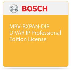 Bosch MBV-BXPAN-DIP DIVAR IP Professional Edition License