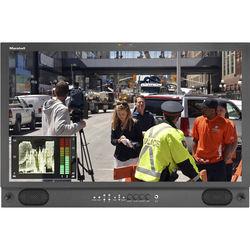 "Marshall Electronics V-LCD241MD 24"" LCD Desk Rackmount Monitor (No Modules)"