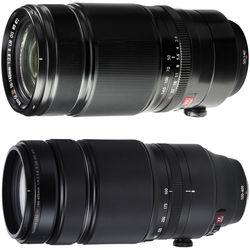 Fujifilm XF 50-140mm f/2.8 and XF 100-400mm f/4.5-5.6 Lenses Kit