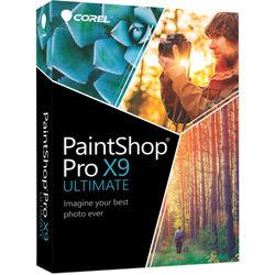Corel PaintShop Pro X9 Ultimate (Download)